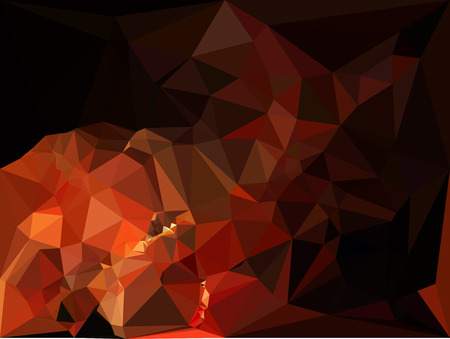 diamond plate: Abstract multicolor mosaic backdrop. Geometric low polygonal background.
