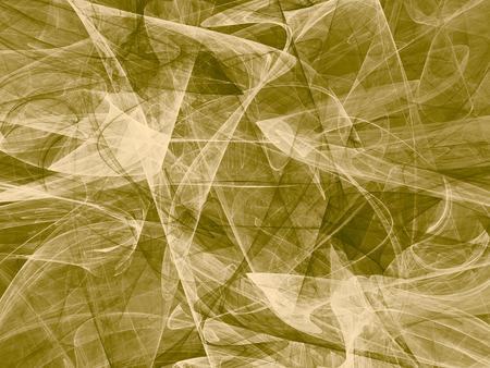 Toned color monochrome abstract fractal illustration. Design element for book covers, presentations layouts, title and page backgrounds.Digital collage. Stock Photo