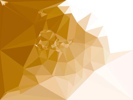 Geometric low polygonal mosaic backdrop. Vector clip art.