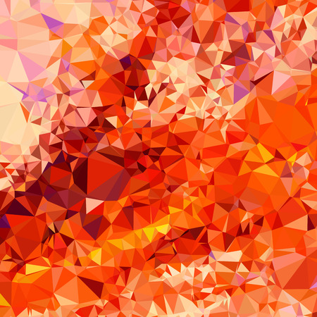 Abstract multicolor mosaic backdrop. Geometric low polygonal background. Design element for book covers, presentations layouts, title backgrounds. Vector clip art.