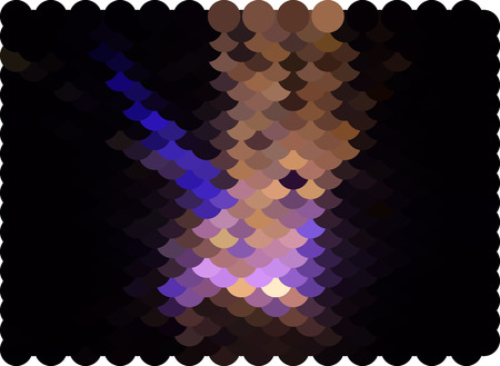Abstract spotted halftone background. Design element for book covers, presentations layouts, title backgrounds.