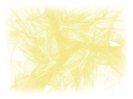 Color Toned Monochrome Abstract Fractal Illustration Faded