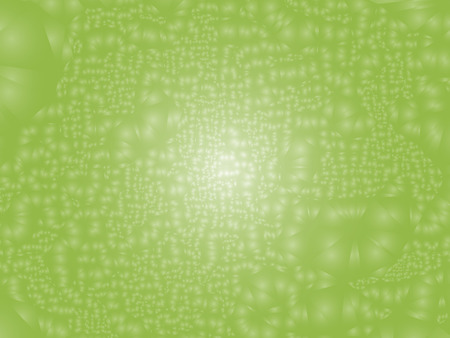 Abstract background with surface curved like a lot of bubbles.  Bumpy texture. Vector clip art.