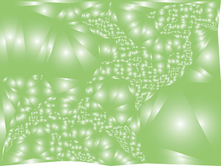 Abstract background with surface curved like a lot of bubbles. Bumpy texture vector clip art. Imagens - 95331967