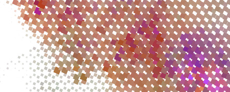 Abstract background horizontal banner, texture, flyer, layout, postcard vector clip art. Ilustração