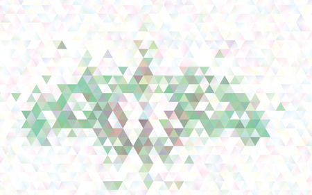 Low poly mosaic background FOR Template design Vector clip art.