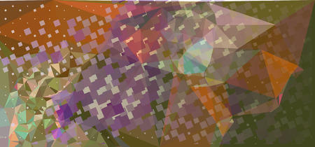 Abstract background for horizontal banner Vector clip art