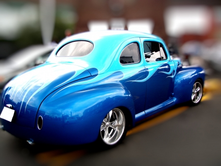 coup: Custom Ford Coup