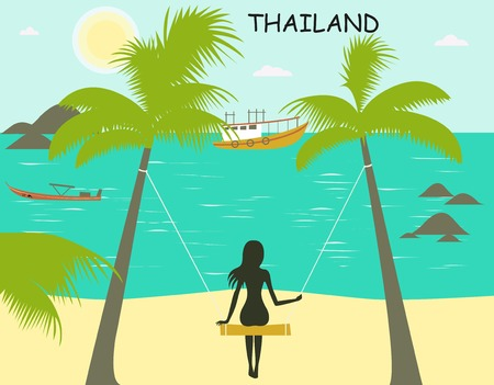breezy: Woman in Thailand