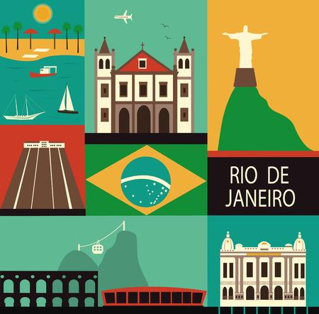 janeiro: Symbols of Rio de Janeiro