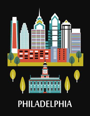 Philadelphia city.