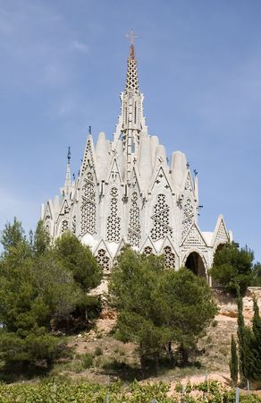santuario de montserrat de montferri alt camp provincia de tarragona catalua