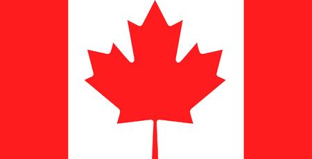 editorial: Creative Canada Flag Icon