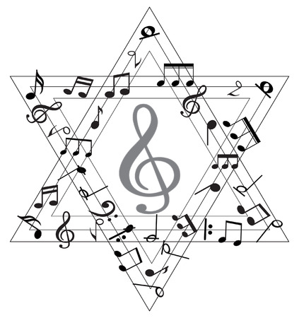 Music Note Vectores