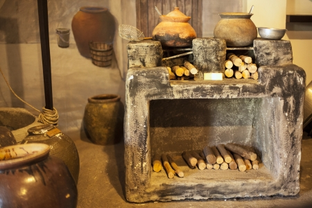 Hearth of the archeological writings