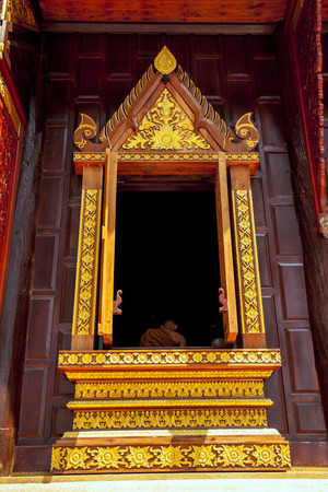 Temple door photo