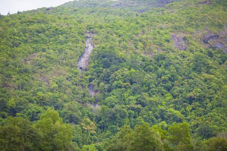 Mountain natural view