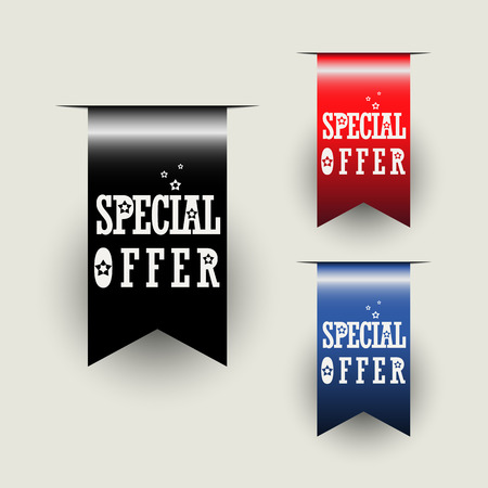 special offer: Special Offer Ribbons