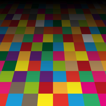 Vector colorful background Illustration