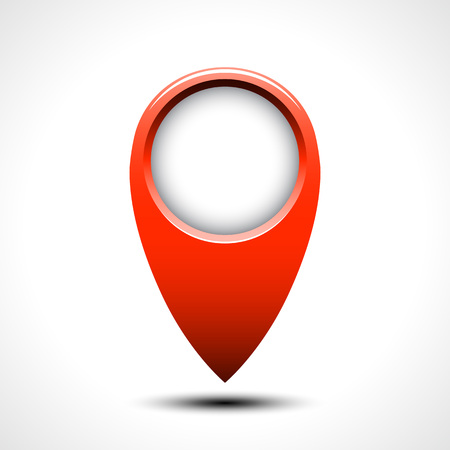 Map Locations vector icon