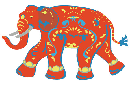 affluence: Indian elephant