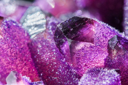 energy healing: Amethyst is a violet variety of quartz often used in jewelry. Meditative, calming stone which works in emotional, spiritual and physical planes to promote calm, balance and peace. Raw, uncut crystals