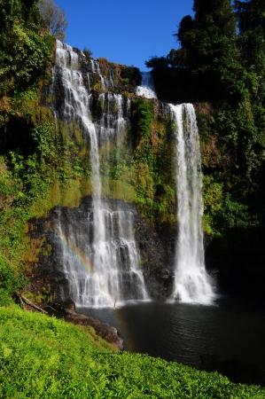 lao: Waterfall at South Lao