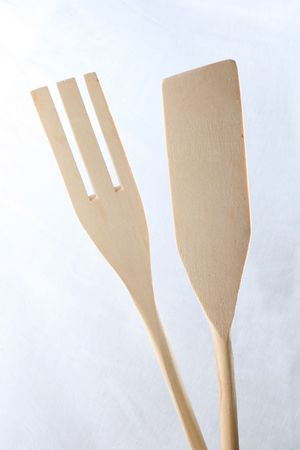 wood kitchen utensil