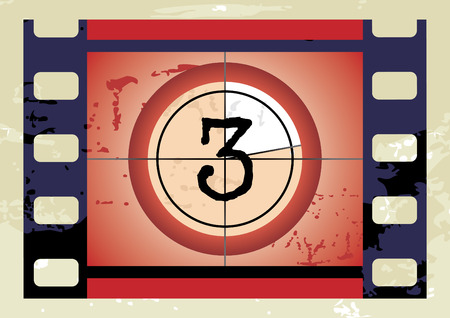 screenplay: Scratched Film Countdown at No 3