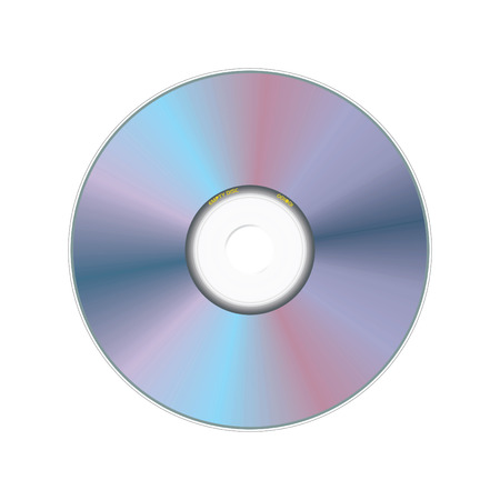 compact: realistic compact disc