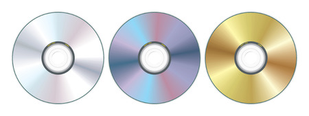 cdr: realistic compact disc