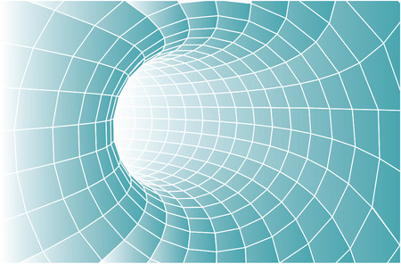 slab: abstract vector tunnel - suitable for background
