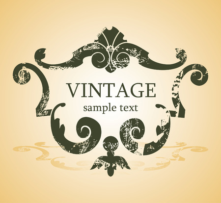 vintage background Stock Vector - 2758733