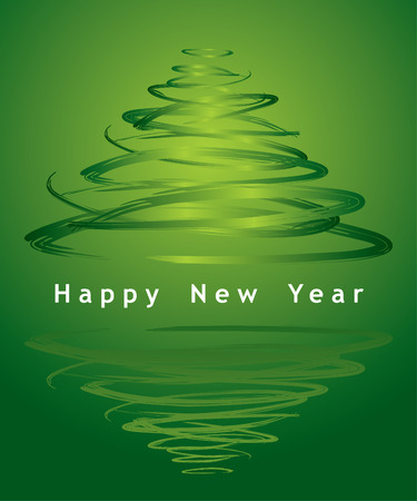 vector christmas tree - see more in my portfolio Vector