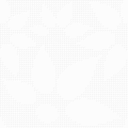 floral napkin seamless Stock Vector - 16112811