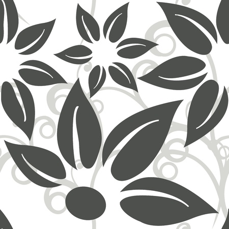 seamless floral background Stock Vector - 16112805