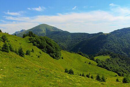 National park Mala Fatra, Slovakia