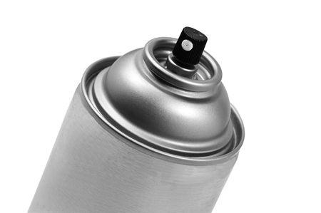 propellant: Aerosol Spray Can Stock Photo