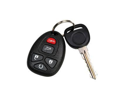 Klucze: Samochód klawisze ze zdalnej  Zdjęcie Seryjne