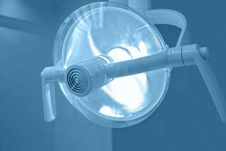 dental lamp photo