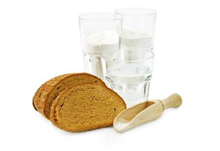 making bread: fare il pane