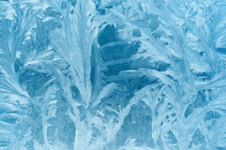 Close up: ice frozen water natural background photo