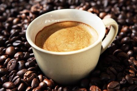 Espresso 1 short on coffee bean