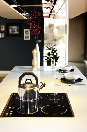 Modern Black&White Kitchen2 Editorial