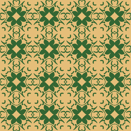 fully editable: Beautiful background of seamless pattern. Fully editable vector image. Illustration