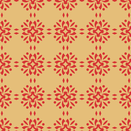 fully: Beautiful background of seamless pattern. Fully editable vector image. Illustration