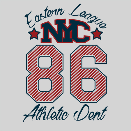 athletic wear: t-shirt graphics