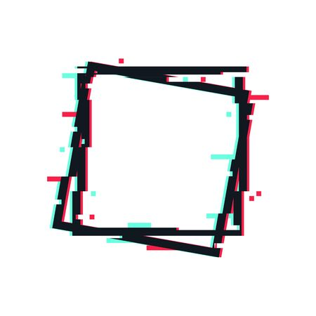 Glitch Frame. 