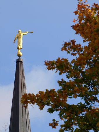 mormon: Mormon Church Tower