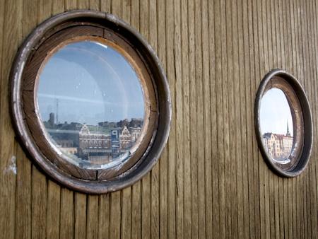 Portholes photo